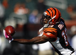 AJ Green makes yet another sensational catch.