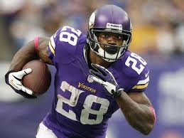 In his prime, Peterson is clearly the NFL's premier rusher