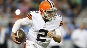 Johnny Manziel drove the Browns to an upset win over Tennessee.