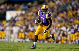 When Leonard Fournette is running at you - just step aside and let him through.