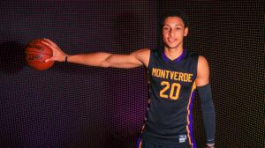 Aussie Ben Simmons looks set to take over the basketball world.